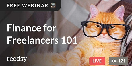 Reedsy Webinar: Finance for Freelancers 101 - Hosted by Grace Taylor tickets