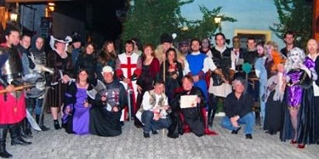 Halloween in Transylvania tour with 3 Halloween parties inlcuded tickets