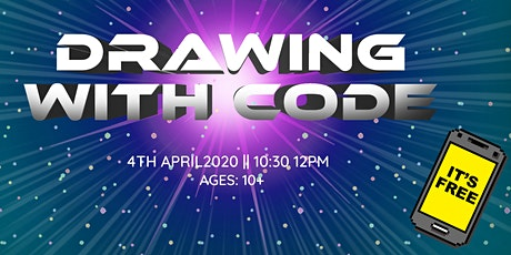 arebyte Digital Art Club - Drawing with Code tickets