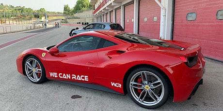 Guida una Ferrari o una Lamborghini all'Autodromo Valle dei Templi [AG] biglietti