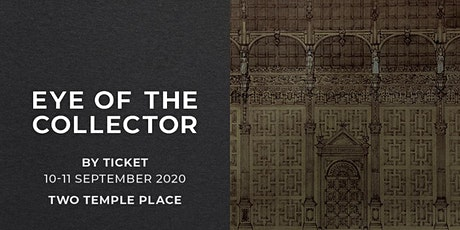 EYE OF THE COLLECTOR tickets