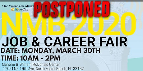 Job & Career Fair - North Miami Beach tickets