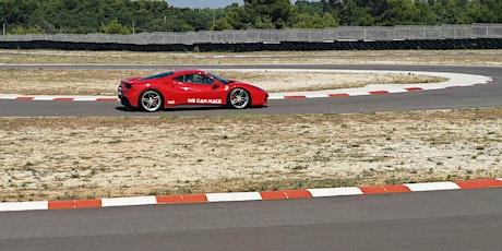 Guida una Ferrari o una Lamborghini all'Autodromo del Levante a Binetto[BA] biglietti