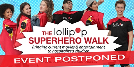 4th Annual Lollipop Superhero Walk tickets