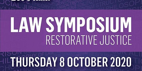 Law Symposium : Restorative Justice tickets