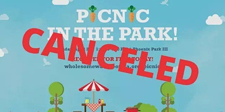 5th Annual Picnic in the Park — CANCELED tickets