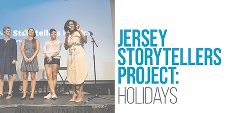 Jersey Storytellers Project: Holidays tickets
