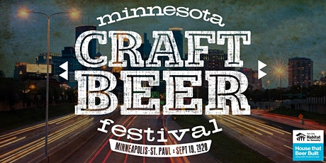 Minnesota Craft Beer Festival 2020 tickets
