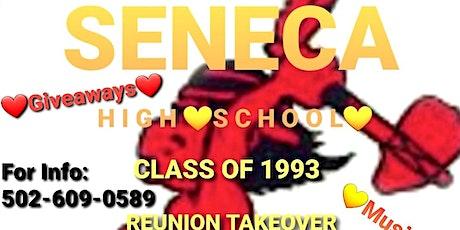 Seneca c/o 1993' Class Reunion tickets