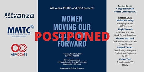 Women Moving our Country Forward tickets