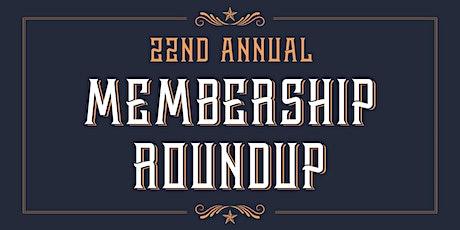 22nd Annual UT Club Membership Roundup tickets