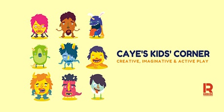 Caye's Kids Corner at R.House tickets