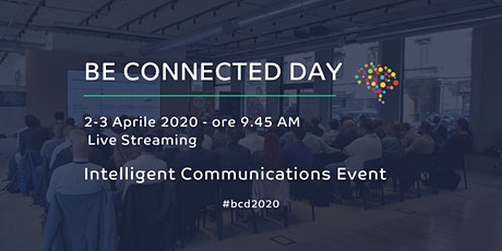 BeConnected day 2020 biglietti