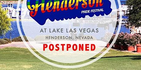 Postponed: Inaugural Henderson Pride Festival tickets