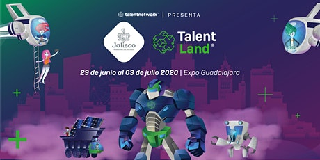 Jalisco Talent Land 2020 tickets