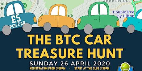 Beauchief Tennis Club Car Treasure Hunt 2020 tickets
