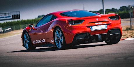 Guida una Ferrari & una Lamborghini, al Circuito la Conca a Lecce biglietti