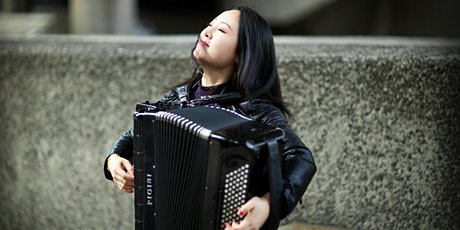 Wallace Collection CMF Summer Residency - Mingyuan Ruan, accordion tickets