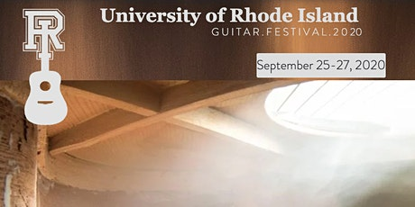 ***URI Guitar Festival 2020 - Day I tickets