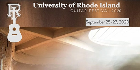 ***URI Guitar Festival 2020 - Day III tickets