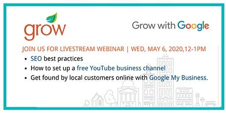 Google Livestream: Stand Out with Google's Marketing Essentials tickets