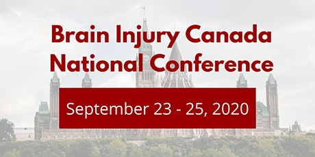 Brain Injury Canada 2020 National Conference tickets