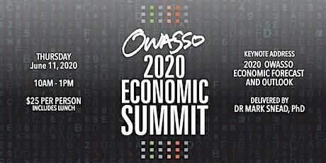 2020 Owasso Economic Summit tickets