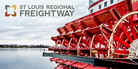 FreightWeek STL 2021 - Ag Coast of America Riverboat Cruise & Lunch tickets