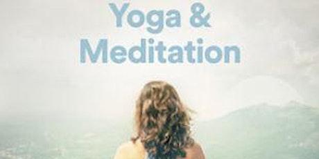 June Community Yoga & Mindfulness Meditation tickets