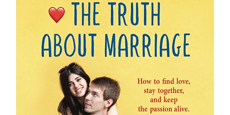 POSTPONED: The Truth About Marriage: Let's Fix All Relationships tickets