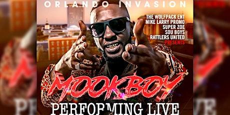 MOOK BOY LIVE IN CONCERT @ CAFE SISHA  Thursday April 16 tickets