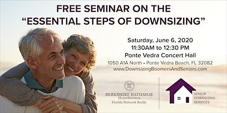 Senior Downsizing Seminar tickets