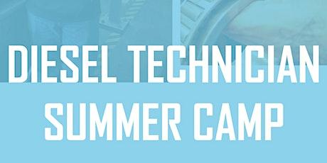 2020 July Diesel Technician Summer Camp @ Tooele Tech tickets