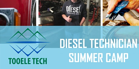 2020 August Diesel Technician Summer Camp @ Tooele Tech tickets