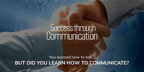 Gain Success Through Improving Your Communication tickets