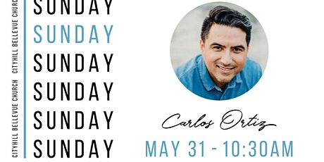SUNDAY MORNING CONFERENCE WITH CARLOS ORTIZ tickets