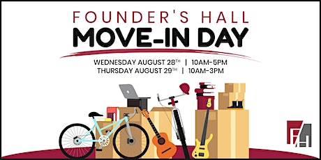 Move-In Day pt.2: Fall 2020 tickets