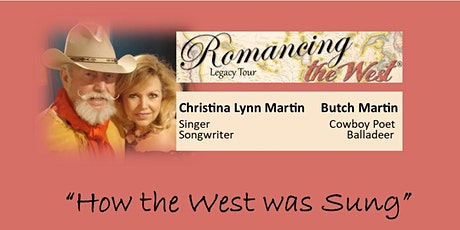 Romancing the West: Legacy Tour tickets