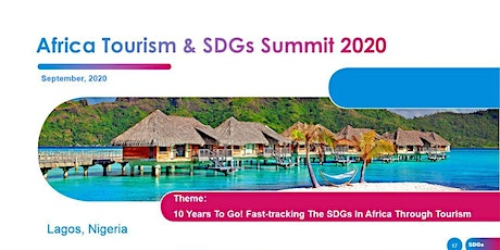 Africa Tourism and SDGs Summit 2020 tickets
