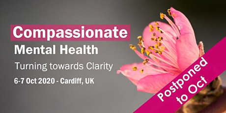 Compassionate Mental Health - Turning towards Clarity tickets