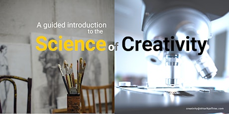 A guided introduction to the science of creativity tickets