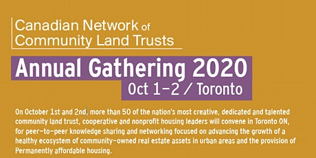 CNCLT Annual Gathering - October 2nd - Full Day Gathering tickets