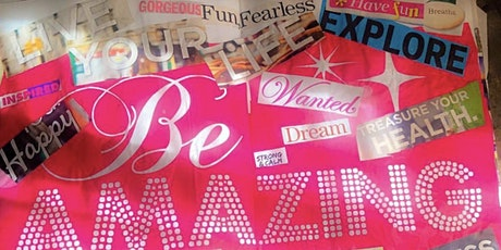 """""""Create a Vision Board to Make Your Dreams a Reality"""" Workshop tickets"""