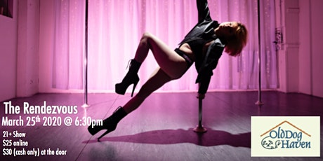 Enchant Vertical Dance Charity Showcase - The VIP Edition tickets