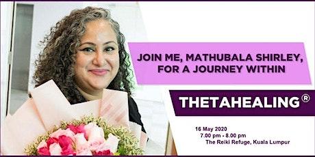 Introduction To Theta Healing & Healing Circle tickets