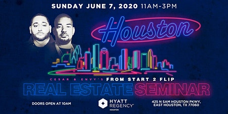 Cesar & DJ Envy's Real Estate Seminar [HOUSTON] tickets