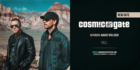 COSMIC GATE [NEW DATE] tickets