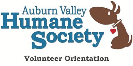 AVHS Volunteer Orientation (Multiple dates available) tickets