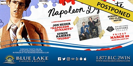 Napoleon Dynamite LIVE Event tickets