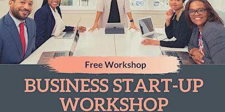 Business Start-Up Workshop tickets
